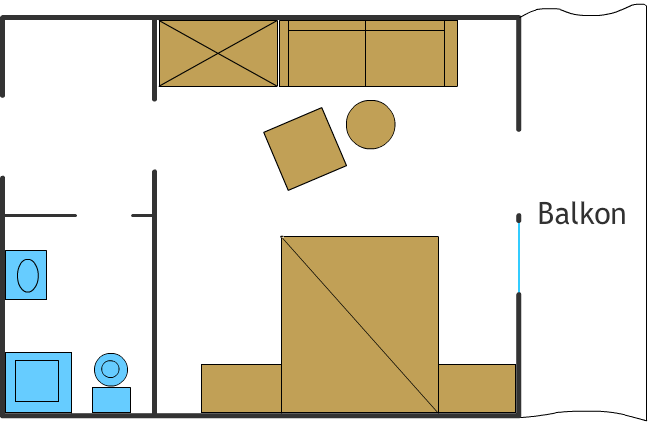 "Floorplan room ""Rendl"""