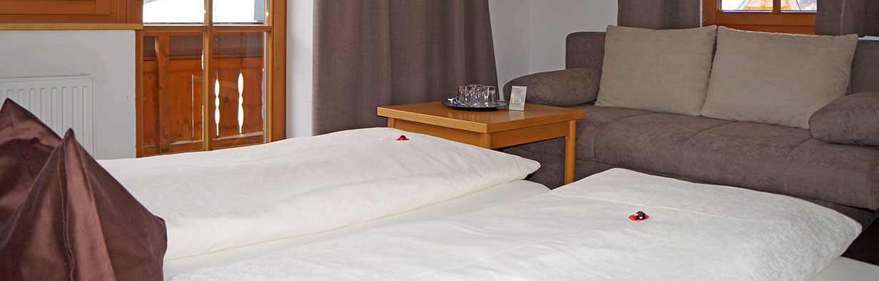 Double room Galzig