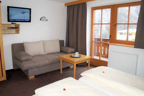 Double room Rendl